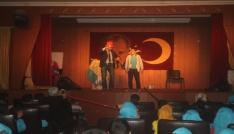 Taşlıçayda Kişisel Gelişim Tiyatro gösterisi yapıldı