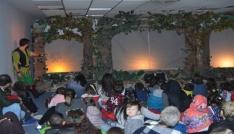 Beyaz Tay 23 Nisanda çocuklarla buluştu