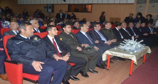Bafrada 23 Nisan Ulusal Egemenlik ve Çocuk Bayramı coşkuyla kutlandı