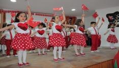 Elazığda 23 Nisan kutlamaları