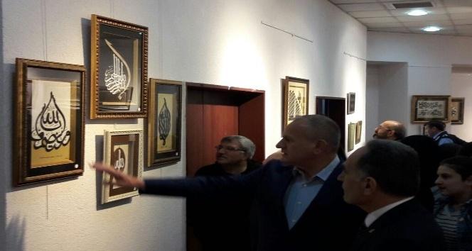 Katı sanatı sergisi ilgi görüyor