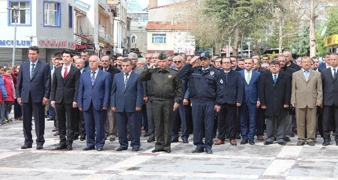 Beyşehirdeki 23 Nisan kutlamaları hava muhalefetine takıldı