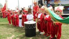 Elazığda 23 Nisan kutlamaları renkli görüntülere sahne oldu