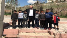 Milletvekili Ejder Açıkkapıdan Miraç Kandili ve 23 Nisan mesajı