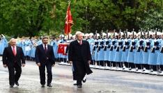 Cumhurbaşkanı Erdoğan TBMMde