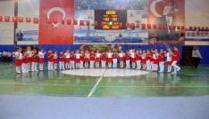 Sinopta 23 Nisan Ulusal Egemenlik ve Çocuk Bayramı kutlamaları