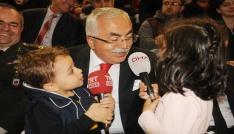 Tokatta çocuklar 23 Nisanda gazeteci oldu