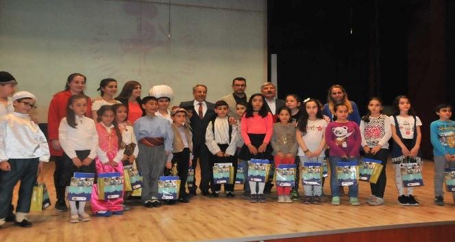 Akşehiri Nasreddin Hoca İlkokulu temsil edecek