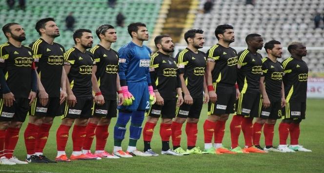Evkur Yeni Malatyaspor 3 puana hasret kaldı