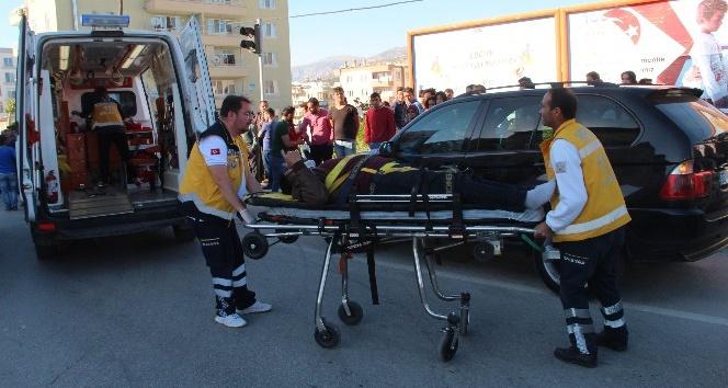 Mutta 2 ayrı trafik kazasında 11 yaralı