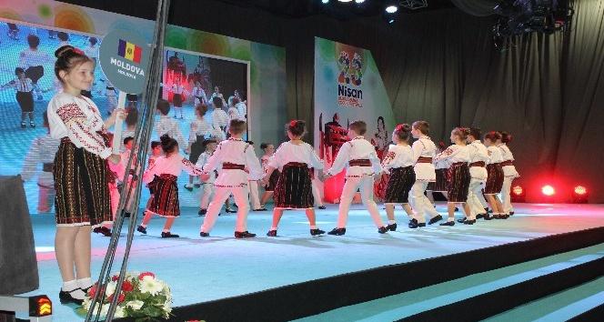 Kocaelide 23 Nisan Çocuk Festivali için gala düzenlendi