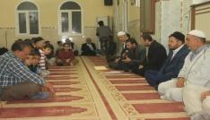Mardinde Miraç Kandili dualarla ihya edildi