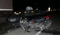 Sakaryada trafik kazası: 9 yaralı