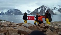 Türk bilim insanlarının Antarktika seferi