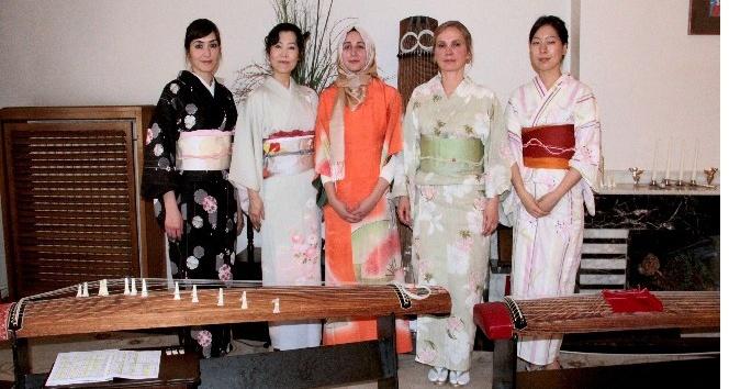 (Özel Haber) -Japon Kotosundan Katibim melodileri yükseldi