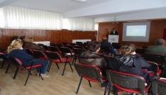 Tabldot Yemek Üretimi Yapan İşletmelere Gıda Güvenilirliği ve Gıda Hijyeni Eğitimi gerçekleştirildi
