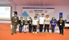 Türkiye Beyin Olimpiyatlarının şampiyonu İzmit Bilim ve Sanat Merkezi oldu