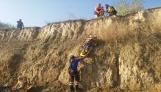 Afyonkarahisarda trafik kazası: 2 ölü, 2 yaralı