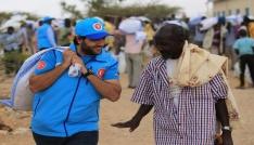 Diyanet Vakfından Somalilanda gıda yardımı