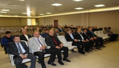 Sivasta Genç Çiftçi Projesi bilgilendirme toplantısı yapıldı