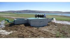 Tuncelide 16 bin 370 dekar tarım arazisi sulamaya açıldı