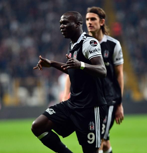 Beşiktaş Adanaspor maçından kareler