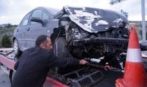 Kastamonu'da iki otomobil çarpıştı: 7 yaralı!