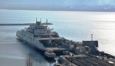 Müsteşar Yardımcısı Birdal, Türkiyenin en büyük feribotlarını inceledi