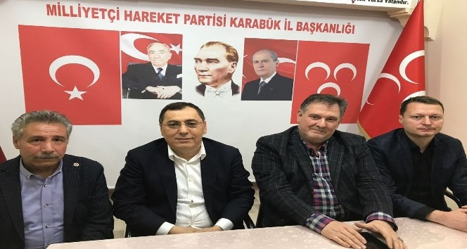 AK Partiden MHPye ziyaret