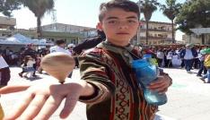 Osmaniyede Çocuk Oyunları Şenliği