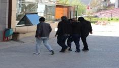 Elazığda uyuşturucu operasyonu: 8 gözaltı