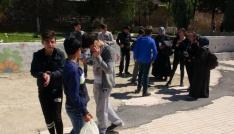 Edirnede 3 bin 961 öğrenci TEOGda ter döktü