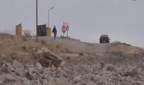 Kızıltepede sınır karakollarına havanlı saldırı: 3 yaralı