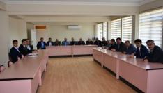 Gediz Belediyesin 2017 yılı takdir komisyonu toplantısı yapıldı