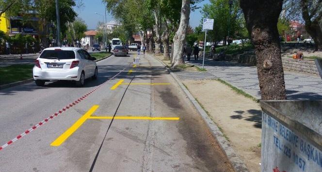 Parkmetreler düzenlendi