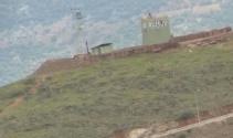 Hassadan Suriyedeki PYD karakoluna top mermisi atışları sürüyor