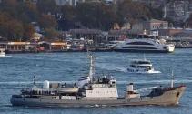 Rus askeri gemisinde bulunan 78 personel kurtarıldı