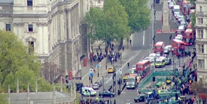 Londra'da saldırı alarmı