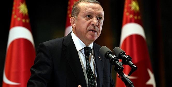 Cumhurbaşkanı Erdoğan: 'İzin veremeyiz'