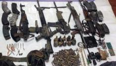 Tuncelide 9 terörist öldürüldü, 8 terörist teslim oldu