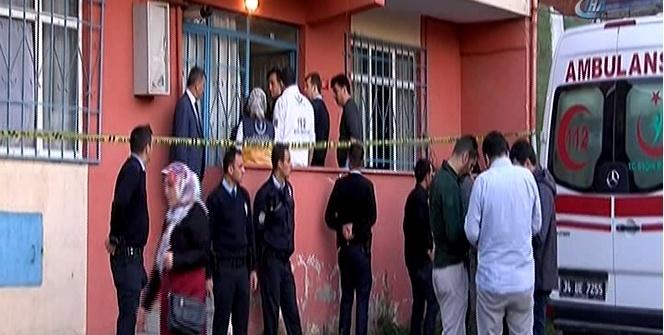 İstanbul Sultanbeyli'de kadın cinayeti