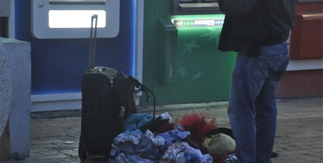 Çanakkale'de şüpheli çanta paniği