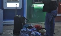 Çanakkalede şüpheli çanta paniği