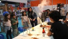 Bilim Festivaline ziyaretçi akını