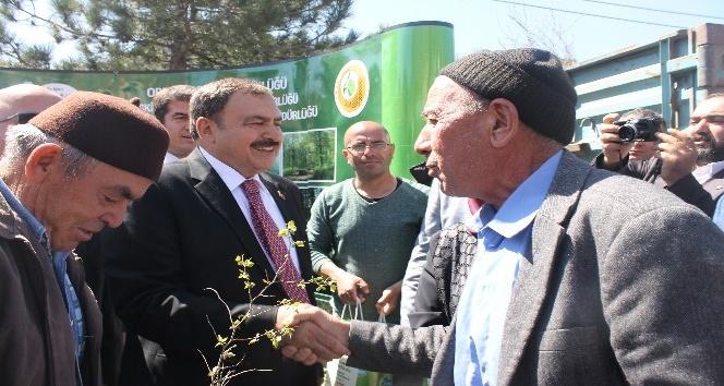 Orman ve Su İşleri Bakanı Prof. Dr. Veysel Eroğlundan yangın sezonu açıklaması: