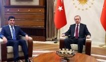 Erdoğan-Barzani görüşmesi bugün