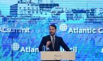 Bakan Albayrak: 'Türk Akımı projesini 2020'ye kadar nasipse bitireceğiz'