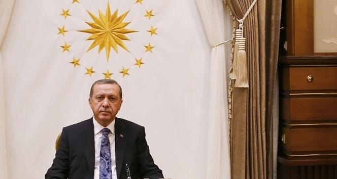 Cumhurbaşkanı Erdoğan, Hisarcıklıoğlunu tebrik etti
