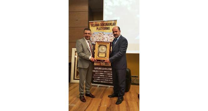 Ahlat Bastonuna;Türkiye Kültür Oskarı ödülü