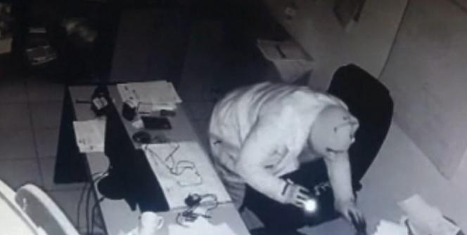 Hırdavatçıdan 200 bin TL'lik hırsızlık